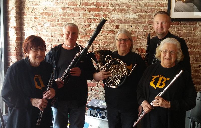 Camaraderie Quintet